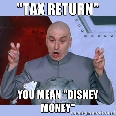 Are You Ready To Spend Your Disney Money